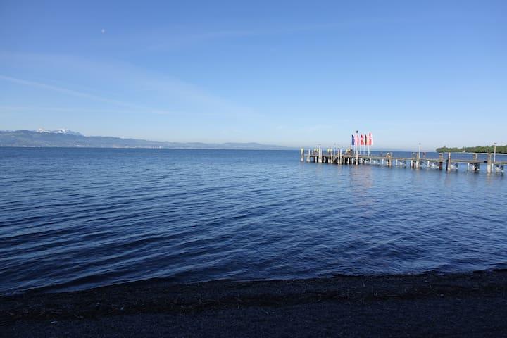 Ferienwohnung am See in Nonnenhorn