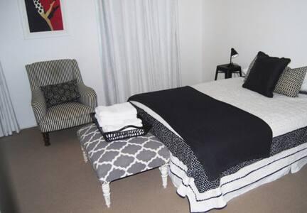 Maryvale Hotel - Bedroom 1 - Grey gum