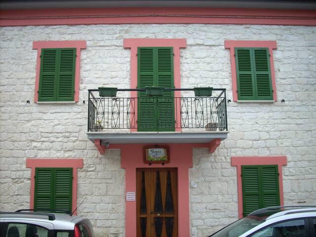 camera matrimoniale - Sirolo