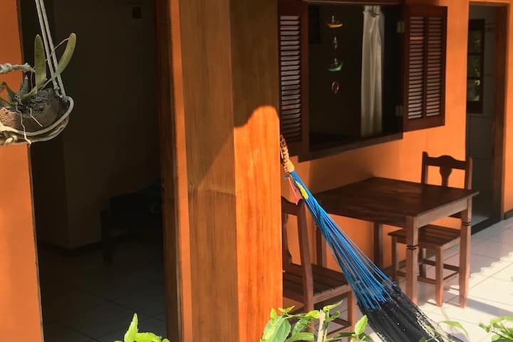 CHALÉ - Pouso da Cajaíba - 2 MIN DA PRAIA!