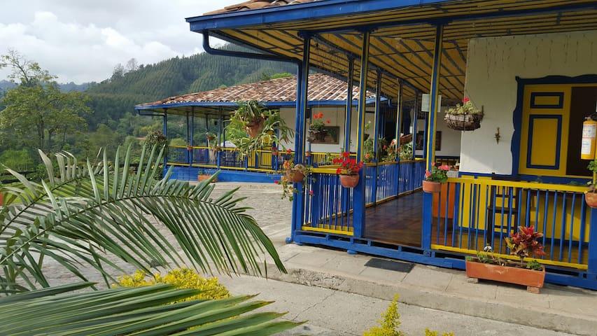 Finca Hotel El Rancho de Salento - Salento