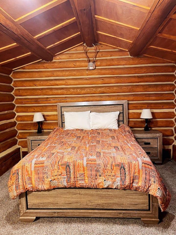 私人情侣小木屋,一室公寓,Park 520 Hotel 520室