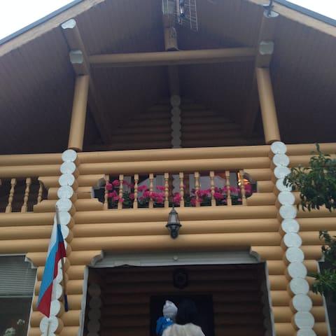Загородный дом в Выборге - Выборг - Casa