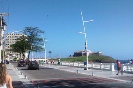 Departamiento 1/4 en frente al Faro de Barra. - Barra - Apartment