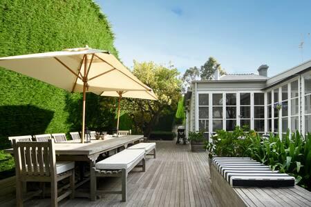 Hedge House in Flinders - Flinders - Rumah