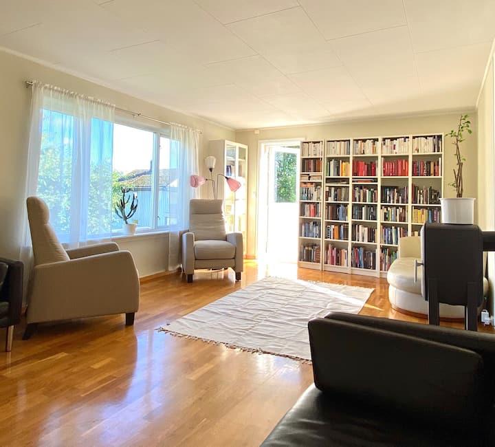 Stor leilighet i Namsos sentrum