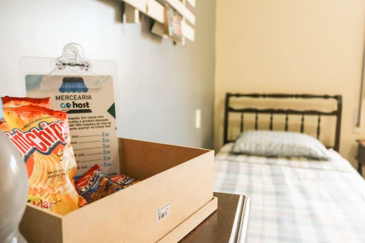 Primeira Opção Room