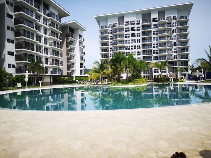 Punta Chame, Panamá. Playa Caracol