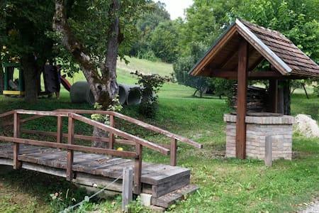 Udobne kuće u seoskoj okolini - Svračica - Casa