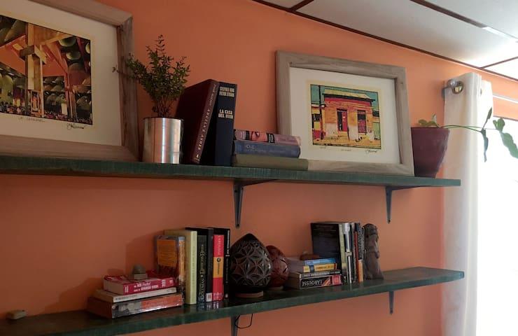 Casita Gallo - Cosy and eclectic two bedroom house - San Juan del Sur - Dům