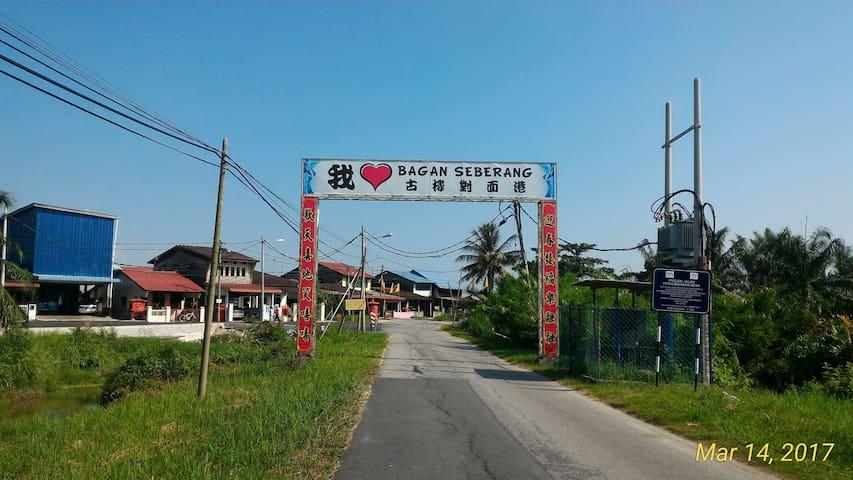Old Home - Kuala Kurau - Dům