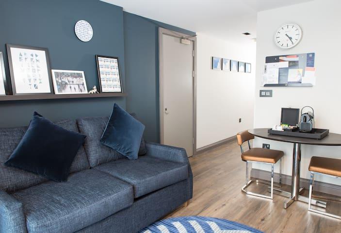 Stylish One Bedroom Suite in London Bridge