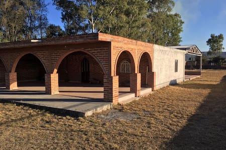 Casa de campo en San Miguel el Alto - San Miguel el Alto - Pondok alam