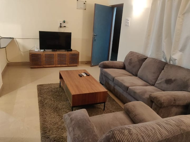 1 BHK Apartment in Vagator