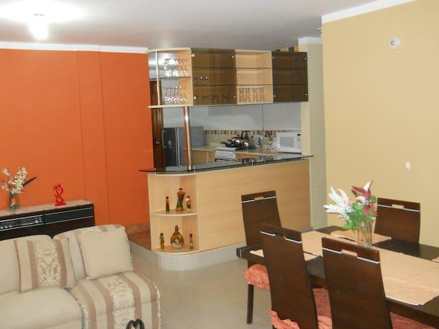 Departamento moderno y confortable - Ayacucho - Apartment