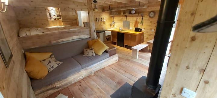 Woodman's hut