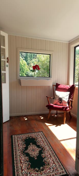 Cottage entrance/sunroom