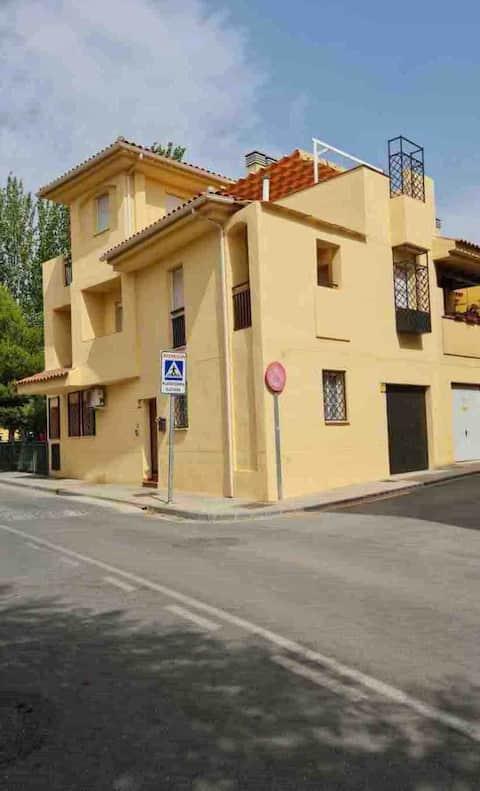 Casa Nevada en Granada