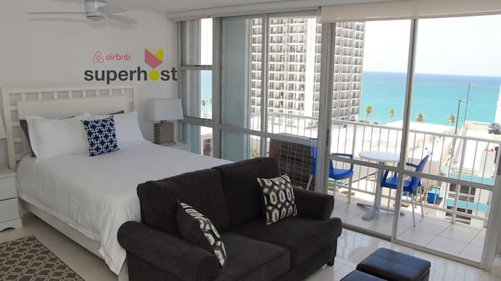 Condado Ashford, Ocean View, 11th Floor