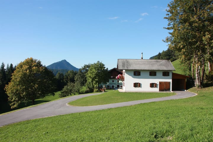 Comfortable Holiday home in Salzburg with garden