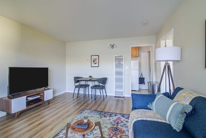 Wonderful Furnished 1BR in Mountain View + Parking
