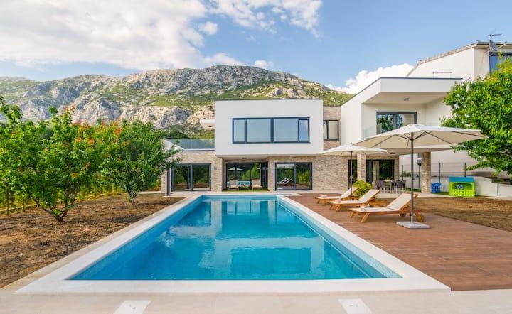 Villa Agava Gata, heated pool, sauna, jacuzzi