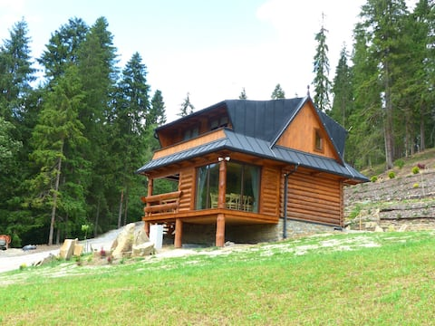 Domek w Halpusie