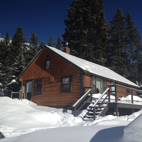 Elk Ridge Cabin - Cooke City-Silver Gate - Hus