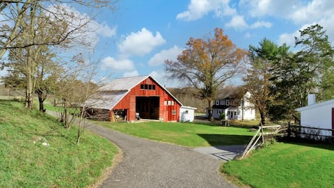 Long Acre Farm - Quiet setting in a central local