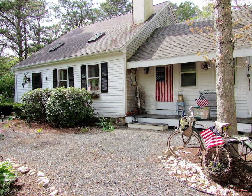 escape to the cape guest suites for rent in sandwich