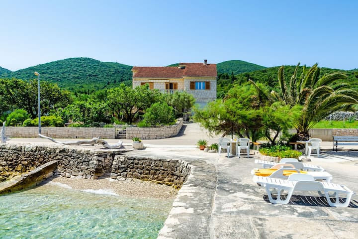 Puntin One. Little sunny paradise in Korcula