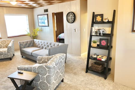 Cozy Furnished Apartment in Akron, CO.