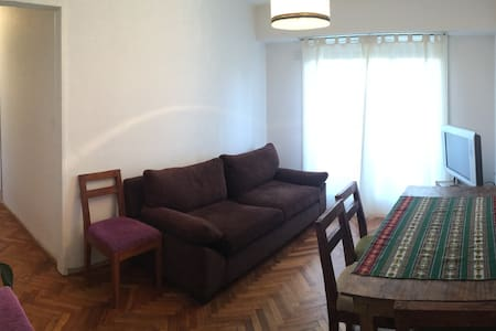 Warm & Sunny 2BD Apt. / 3 ambientes - 布宜诺斯艾利斯 - 公寓
