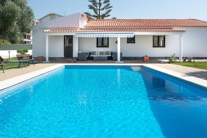 Villa with a Pool  - Private boat trips available