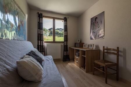 Bel appartement  62m avec terrasse - Séez