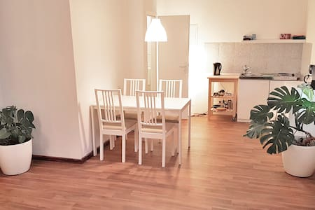 Ruhiges Apartment in alter Fabrik - Solingen - Daire