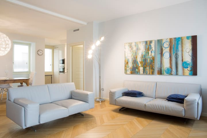 Riverside Apartment Treviso