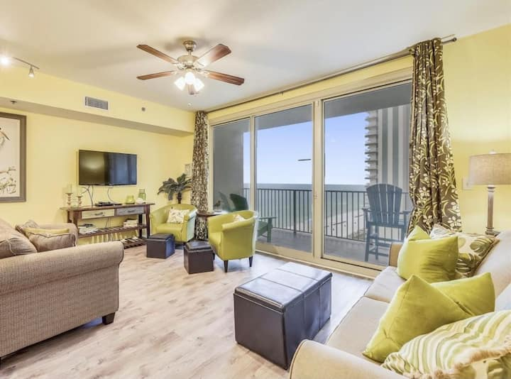 1027 Shores of Panama. Newly updated 1 Bed+Bunk