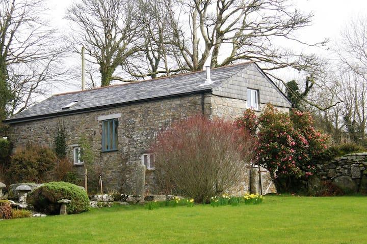 The Barley Crush - converted barn near Bodmin Moor - Cornwall - Dům