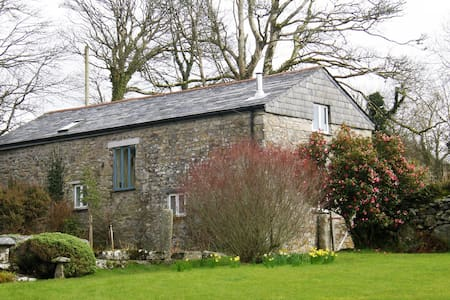 The Barley Crush - converted barn near Bodmin Moor