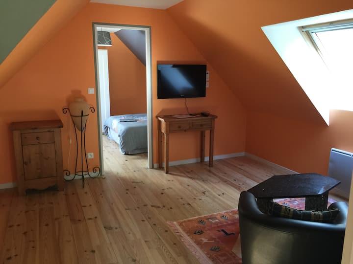 chambre d'hôte orange