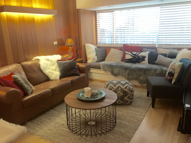 Comfortable Centrally Located Appartment - Thredbo - Huoneisto