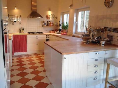 Casa de campo encantadora na vinha