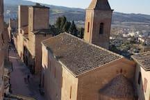 Medieval Village Apt btwn Florence Siena