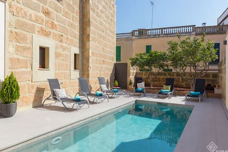 Son Siurana - Townhouse with pool in Ariany