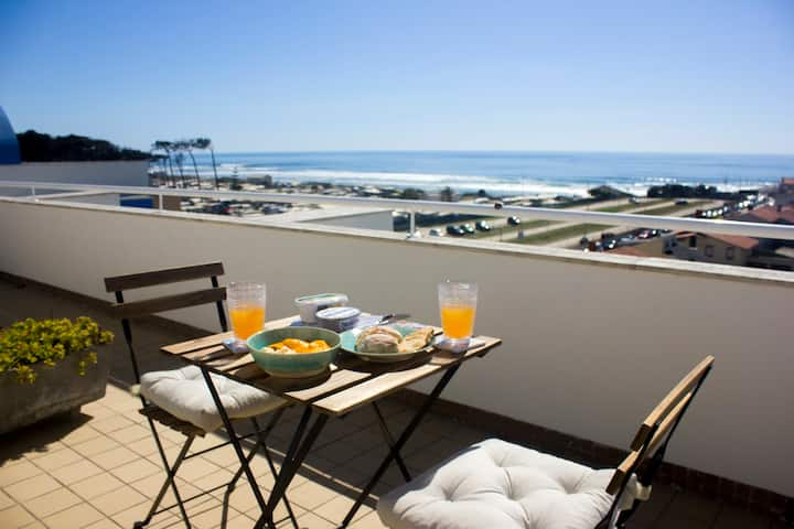 Cortegaça Beach & Seaview Apartment