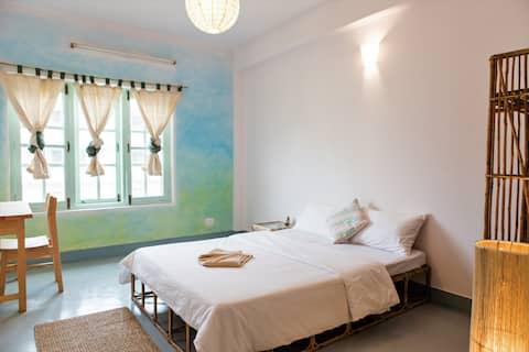 Ananda Tree House, eco Homestay