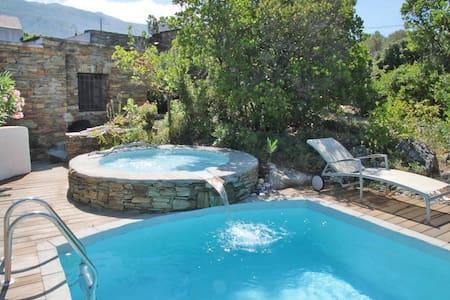 Bergerie Angelica, private pool - Oletta - Haus
