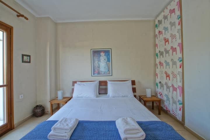 Kika apartments, 300m from beach & Sivota harbor