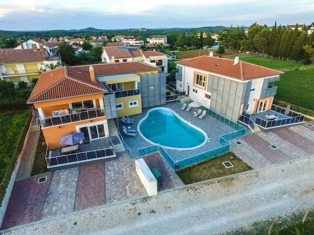 Apartment Elody 7 - Funtana - Apartamento